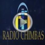 Logo da emissora Radio Chimbas 105.3 FM