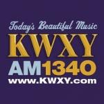 Logo da emissora Radio KWXY 1340 AM