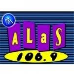 Logo da emissora Radio Alas 106.9 FM Radio CUT-Archivo