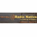 Logo da emissora Radio Nativa 106.7 FM
