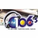 Logo da emissora Radio Angel 106.5 FM