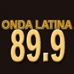 Logo da emissora Radio Onda Latina 89.9 FM