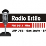 Logo da emissora Radio Estilo 95.1 FM