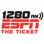 Logo da emissora Radio KXTK 1280 AM