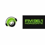 Logo da emissora Radio Horizonte 96.1 FM