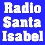 Logo da emissora Radio Santa Isabel 100.3 FM