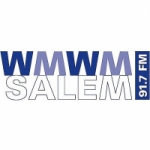 Logo da emissora Radio WMWM 91.7 FM