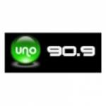 Logo da emissora Radio Uno 90.9 FM