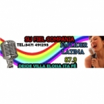 Logo da emissora Radio L�der 87.9 FM