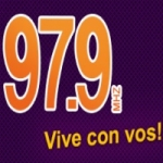 Logo da emissora Radio La 97.9 FM