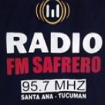 Logo da emissora Radio Safrero 95.7 FM