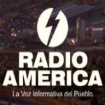 Logo da emissora Radio America 610 AM