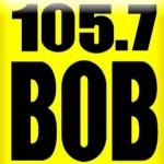 Logo da emissora KRSE 105.7 FM