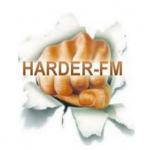Logo da emissora Radio Harder FM