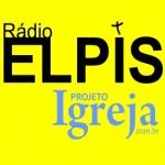 Logo da emissora Rádio Elpis