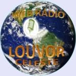 Logo da emissora Web R�dio Louvor Celeste