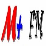 Logo da emissora R�dio Mais FM