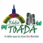 Logo da emissora Rádio Toada