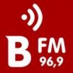 Logo da emissora Rádio Bambina 96.9 FM