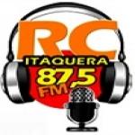 Logo da emissora R�dio Comunit�ria Itaquera 87.5 FM