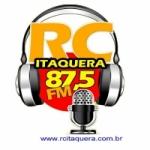 Logo da emissora Rádio Comunitária Itaquera 87.5 FM