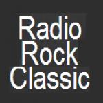 Logo da emissora Radio Classic Rock Records