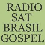 Logo da emissora Rádio Sat Brasil Gospel