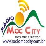 Logo da emissora Rádio Moc City