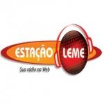 Logo da emissora Rádio Estação Leme