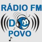 Logo da emissora R�dio FM do Povo Web