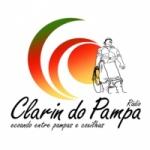 Logo da emissora Rádio Clarin do Pampa