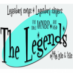 Logo da emissora Radio WNBP The Legends 106.1 FM