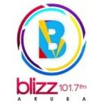 Logo da emissora Radio Blizz 101.7 FM