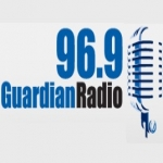 Logo da emissora Radio Guardian 96.9 FM