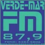 Logo da emissora Rádio Verde Mar 87.9 FM