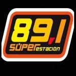Logo da emissora Radio La Súper Estacion 89.1 FM