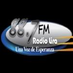 Logo da emissora Radio Lira 88.7 FM