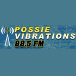 Logo da emissora Radio Possie Vibrations 88.5 FM
