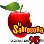 Logo da emissora La Sabrosona 94.5 FM