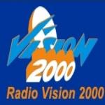 Logo da emissora Vision 2000 99.3 FM