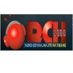 Logo da emissora RCH 2000 96.1 FM