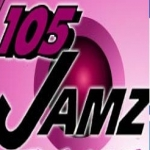 Logo da emissora WVJZ 105.3 FM