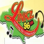 Logo da emissora Linkz 96.5 FM
