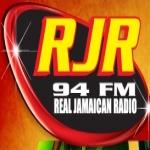 Logo da emissora RJR 94.1 FM