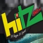 Logo da emissora Radio Hitz 92.1 FM