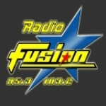 Logo da emissora Fusion 95.3 FM