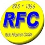 Logo da emissora RFC 89.5 FM