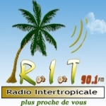 Logo da emissora Intertropicale 90.1 FM