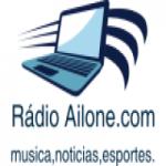 Logo da emissora R�dio Ailone