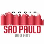 Logo da emissora Rádio Difusora São Paulo 960 AM